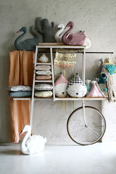 Ila y Ela, Handmade Ideas to Decorate and Gift http://petitandsmall.com/ilayela-handmade-ideas-decorate-gift/
