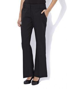 Womens Bootcut Trousers (Regular)