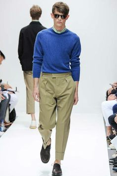 Margaret Howell | Spring 2015 Menswear Collection | Style.com