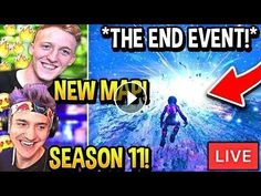 TFUE & CLOAKZY REACTS  SEASON 11 FINAL EVENT ... ! - Twitch  OF Fortnite