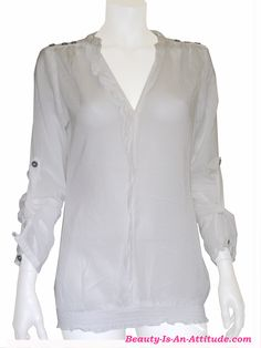 DEPT Bluse Casual LA Whisper