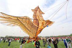 Pegasus Kite