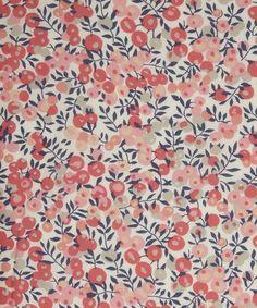 Liberty Of London Fabric, Liberty Print, Liberty Fabric, Floral Print Fabric, Floral Prints, Floral Patterns, Batiste, Lawn Fabric, Fabric Samples