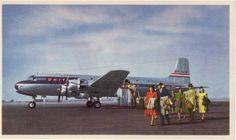 United Airlines circa 1949