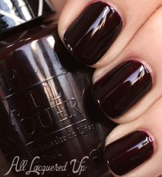 OPI I Sing In Color Gwen Stefani 500x547 OPI Gwen Stefani Nail Polish Collection Swatches & Review