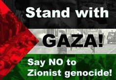 Both sides are WRONGJEWS WRONG PALESTINIAN WRONGZionist genocide against the Palestinian people is WRONG!