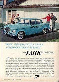1959 Studebaker Lark Advertisement Readers Digest February 1959 | Flickr - Photo Sharing!