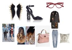 """""""Beware of the sea bears"""" by nadaanja ❤ liked on Polyvore featuring Dolce&Gabbana, Vetements and Lili Alessandra"""