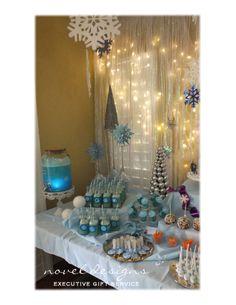 #Frozen #Dessert #Table #LasVegasEvents #LasVegasEventStylists #Birthday #Party #CustomPartyDecor #noveldesigns