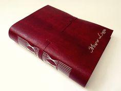 agenda 2015, capa em recouro bordado.