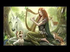The best Relaxing music | Fantasy Harp music | Calm music - YouTube