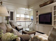 upstairs family room loft