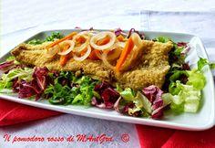 Il Pomodoro Rosso di MAntGra: Filetti di trota in carpione