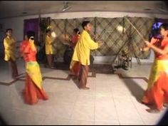 Philippine Folk Dance Sakuting