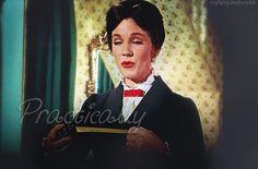 Eilonwy & Wiggins: Mary Poppins
