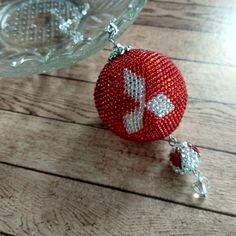 Шарик можно и в машину🚐 как подвеску и на ёлку 🎄. Можно и с цветом поиграть и логотип сменить. Цена этого шарика 350 р. #mitsubishi…