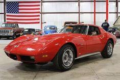 1973 Chevrolet Corvette                                                       …