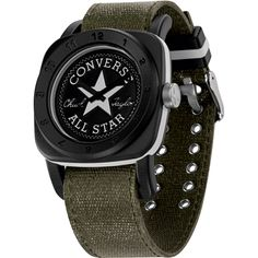 Converse 1908 Premium watch - Drab Green