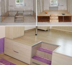 Подиум в детской комнате | ww... - #blogueuse #ww #в #детской #комнате #Подиум