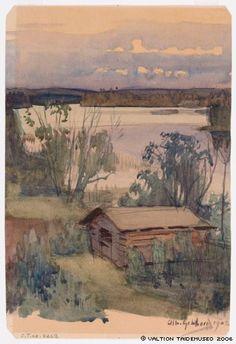 Gebhard, Albert Maisema Nurmeksesta, 1902
