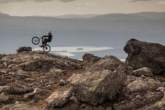 Åre biker, Åre Suède 2hors.fr mountain bike sport gift man photography sweden downhill enduro vtt