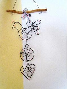 Na borovej halúzke / astra - SAShE.sk - Handmade Dekorácie