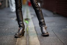 Street Style: Eriko Nakao in Carhartt, Blackmeans and Chrome Hearts