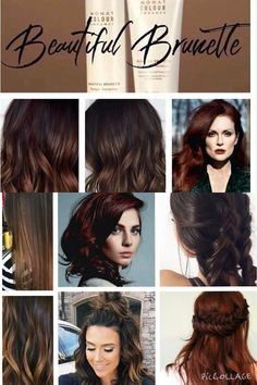 MONAT Colour Enhance Brilliant Brunette. Make your brown hair better than ever. Works on redheads too! marindameyers.mymonat.com