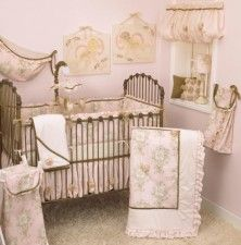 Lollipops Roses 8 Pc Crib Bedding S Baby Set Free Shipping Love