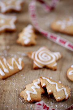 Pepperkaker (biscuits de Noël norvégiens)