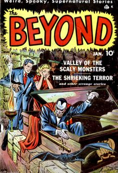Digital Comic Museum Viewer: Beyond 002 -fixed - Beyond 002…