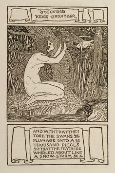 BOOKTRYST: Gaskin's Hans Christian Andersen and the Kelmscott Press