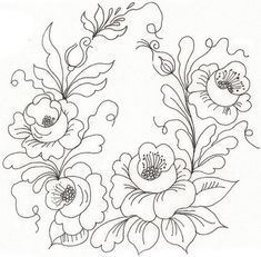 design for embroidery.: