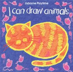 Show details for I Can Draw Animals
