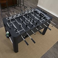 Modern Pro Foosball Game Table - $525