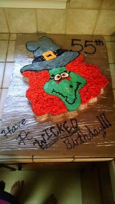 #wicked #witch   Witch cake!