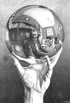 Maurits Cornelis Escher (17 June 1898 – 27 March 1972), usually referred to as M. C. Escher was a Dutch graphic artist.