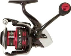 Shimano® Stradic Ci4+ FA Spinning Reel CI4 FA construction is lighter and 245% stronger X-Ship gear engagement Easily adjustable Rapid Fire drag Sustain FG type handle Super Stopper II anti-reverse and Propulsion Spool