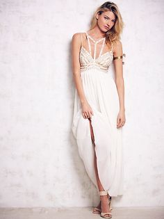 Free People Belle of the Ball Maxi at Free People Clothing Boutique