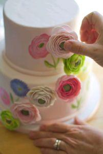 Multi-dimensional Sugarwork Cake Tutorial
