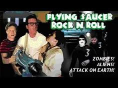 Flying Saucer Rock n' Roll (Full Movie - Horror - - AntonPictures.com FREE Movies & TV Series