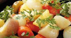 Cantaloupe, Potato Salad, Potatoes, Fruit, Ethnic Recipes, Food, Potato, Essen, Meals