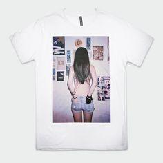 T-shirt Backshot