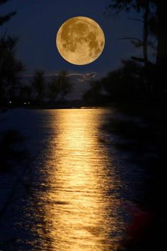 Resultado de imagen para fotos de lunas llenas hermosas