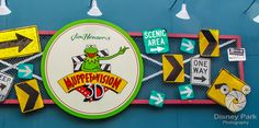 Facebook Cover Photo - Walt Disney World Resorts - Disney's Hollywood Studio - Muppet Vision 3D
