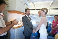 2 people 1 Life: Wedding 42 – We Join The Romantic Mile-High Club!