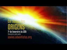 Em busca das #Origens - Criação ou Evolução? Participe!