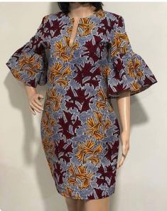 Stunning african fashion looks 9743 African Fashion Ankara, Latest African Fashion Dresses, African Print Fashion, Africa Fashion, African Style, Short African Dresses, Ankara Short Gown Styles, African Print Dresses, African Prints