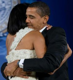 Barrack & Michelle In Love for Real