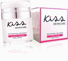 Kiss Skin Care Whitening Collagen Cream Mask 30ml * Click on the image for additional details.